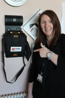 Defibrillators Now in ng homes Main Office Locations