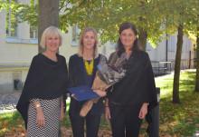 Maria Smith från ICA Sverige AB är årets MBA stipendiat