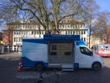 Beratungsmobil der Unabhängigen Patientenberatung kommt am 2. Februar nach Munster.