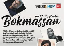 Bokmässan 2018 – bildning med Stödföreningen ETC