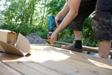 Välskötta uteområden höjer bostadens pris med upp till 15 procent