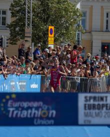 Svensk Triathlon och Malmö tilldelas Europamästerskap 2020