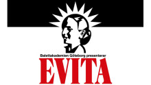 Evita på Balettakademien Göteborg