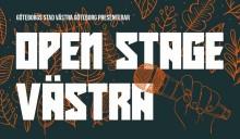 Open Stage Västra bjuder på musik och dans under höstlovet