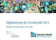 """Studie """"Digitalisierung der Gesellschaft"""""""
