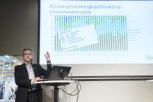 Högkonjunktur för Sveriges underleverantörer