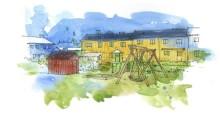 Lyckad förstudie för Kallt Nät i Upplands Väsby kommun