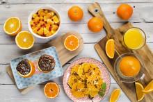 Den magiske appelsinen