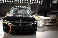 More five-star cars from BMW, but Jeep Cherokee and Peugeot 208 are 2019's first four-star Euro NCAP rated cars
