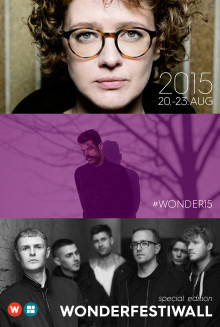Marie Key, The Minds of 99 & Wangel til Wonderfestiwall