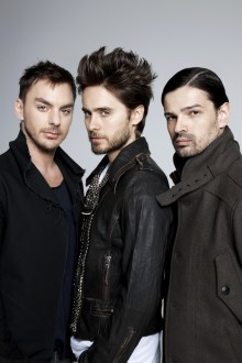 THIRTY SECONDS TO MARS ANNOUNCE PLANS FOR 4TH ALBUM
