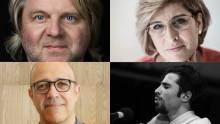 Musik och poesi från Syrien