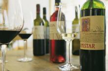 Historische Rebsorten im Südtiroler Weinmuseum in Kaltern