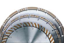Ny produktionsmetode af diamant-segmenter giver længere levetid og hurtigere skæring