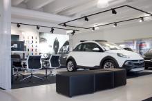 Invigning av Sveriges första ADAM Store