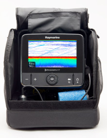 Raymarine: Raymarine lanserar nytt set för isfiske