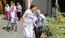 92 procent nöjda med sitt äldreboende