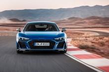 Omfattende facelift af Audi R8