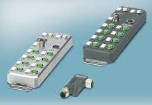Ny I/O-serie för montage direkt på maskinen i IP67