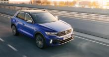 T-Roc R − premiär för prestandaversion av Volkswagens populära kompakt-SUV