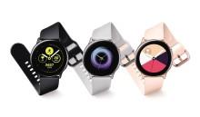 Nå kommer Samsung Galaxy Watch Active i butikk