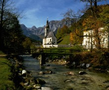 Krevende fjellturer i de tyske Alpene
