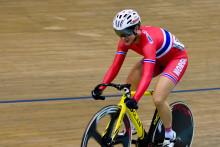 Stenberg nummer 5 i EM – nå sikter hun mot OL i 2020