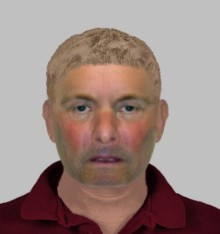 Efit image released following robbery in Southampton