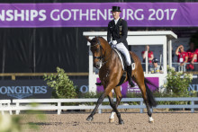It's double-gold for Werth and Weihegold as they win the Dressage Grand Prix Special