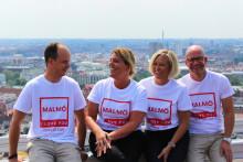 En rörelse för kärleken till Malmö