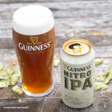 Guinness tar Nitro-IPA:n till Sverige