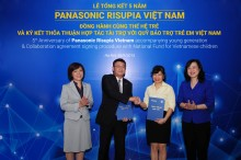 Panasonic Risupia Vietnam Celebrates 5 Years in Nurturing The Younger Generation
