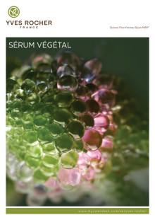 Serum Végétal produktinformation