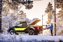 Her er den norskutviklede Ford Ranger dronebilen!