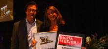 Trygg-Hansa vann Resumés pris för årets marknadschef i kategorin Försäkring & Pension