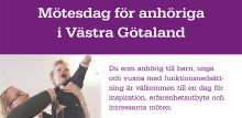 Mötesdag för anhöriga i Västra Götaland 2014