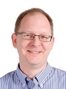 Anders Hedberg, CEO Sensefarm