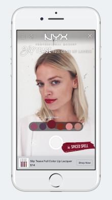 L'Oréal ModiFace indgår i AR samarbejde med Facebook