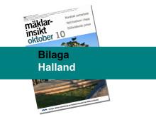 Mäklarsamfundet oktober 2010: Halland