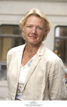 Ulla Hamilton (M): Goda resultat ger fortsatt MC-buren parkeringsövervakning