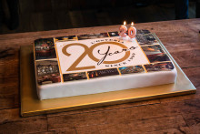 L'Osteria feiert 20-jähriges Firmenjubiläum
