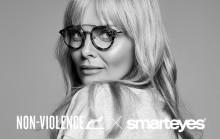 Smarteyes fortsätter kampen mot våld tillsammans med Non-Violence Project.