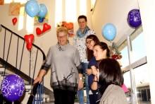 Schüler und Lehrer im PBZ Oschatz sammeln für Bärenherz