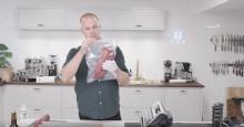 Matgeek lagar älgchili i samarbete med FoodSaver