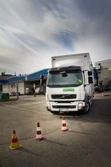 Kvaltävling till Yrkes-SM för unga lastbilsförare i Söderhamn 4 oktober