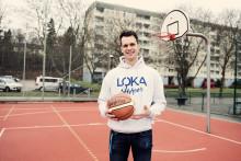 Nytt basketprojekt för unga med intellektuell funktionsnedsättning lanseras i Göteborg i helgen