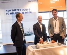 Codeshare boost to Finnair's new Helsinki-Bergen link