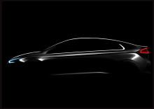 Hyundai presenterar IONIQ - första bilen med tre olika elektriska drivlinor