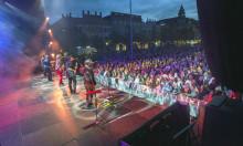 Pressinbjudan: Presentation av artister på stora scenen under Östersjöfestivalen
