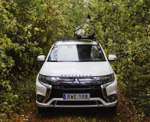 Mitsubishi Outlander PHEV: Sveriges populäraste laddhybrid